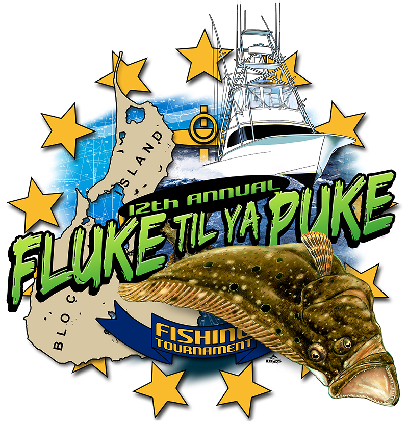 Fluke Til Ya Puke Fishing Tournament