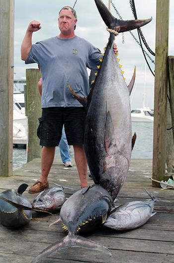 Big Game Fishing RI - Canyon Fishing