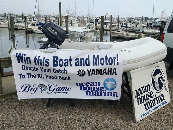 Win This Boat!